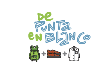 De Punta en Blanco